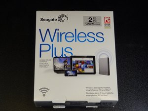 Seagate Wireless Plus 2Tb Repair