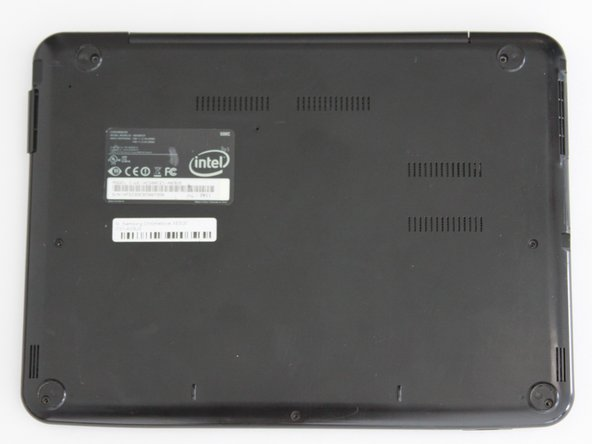 Samsung Chromebook XE500C21-A03US Back Cover Replacement