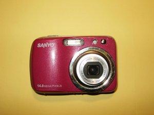 Sanyo S1414 Repair