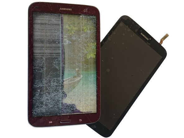 Samsung Galaxy Tab 3 8.0 Display Assembly - Touch screen & LCD Display Replacement