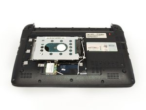Acer Aspire One 532h-2527 Hard Disk Drive Replacement