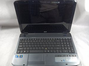 Acer Aspire 5740-6378 Repair
