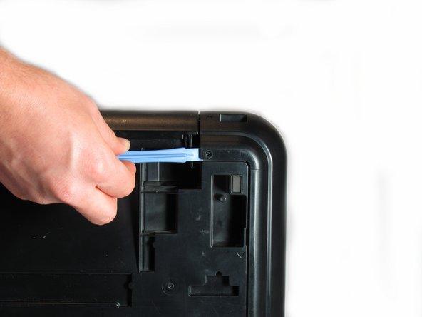Image 2/2: Plastic pin.