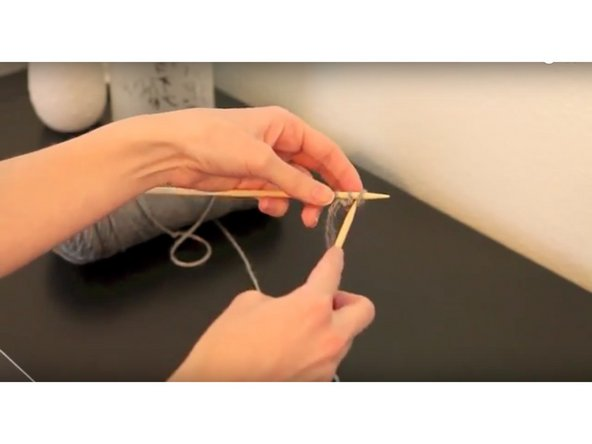 How to Rib Cable Cast-On