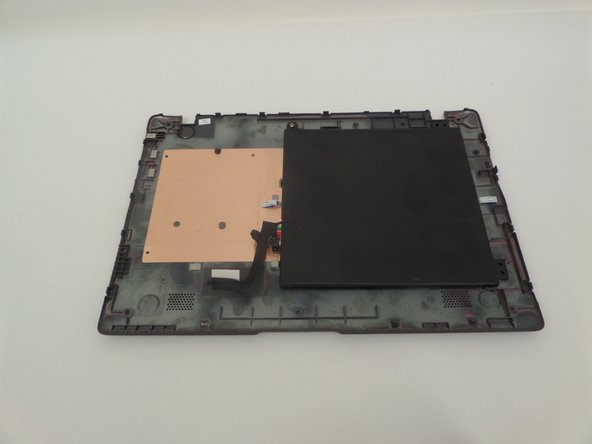 Acer Aspire One Cloudbook 11 AO1-131-C7DW Back Panel Replacement