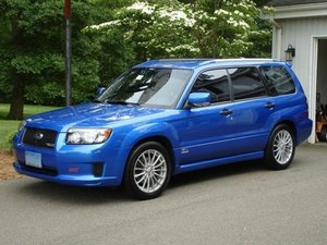 2002-2008 Subaru Forester Repair