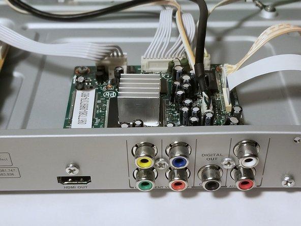 Philips DVP5992-F7 Audio Video Port Replacement