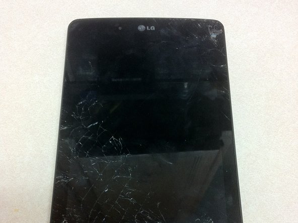 LG G Pad 7 0 LTE Front Screen Replacement - iFixit Repair