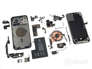 iPhone 12 Pro Max Teardown