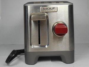 Wolf Gourmet WGTR102S Repair