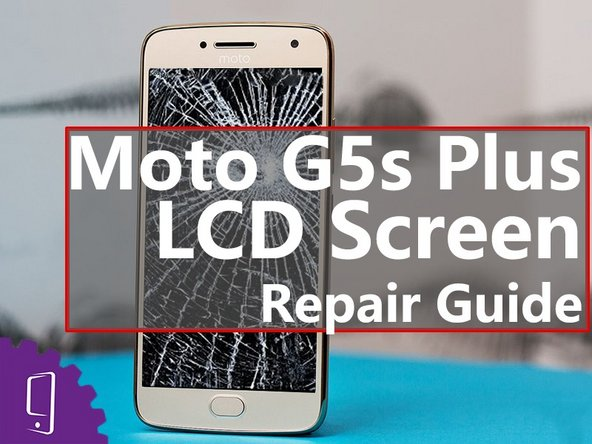 Moto G5s Plus Display touch Replacement