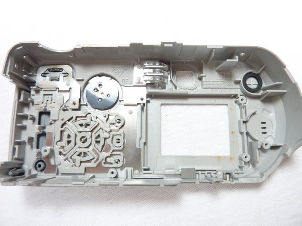 Sony Cyber-shot DSC-P52 Buttons Replacement