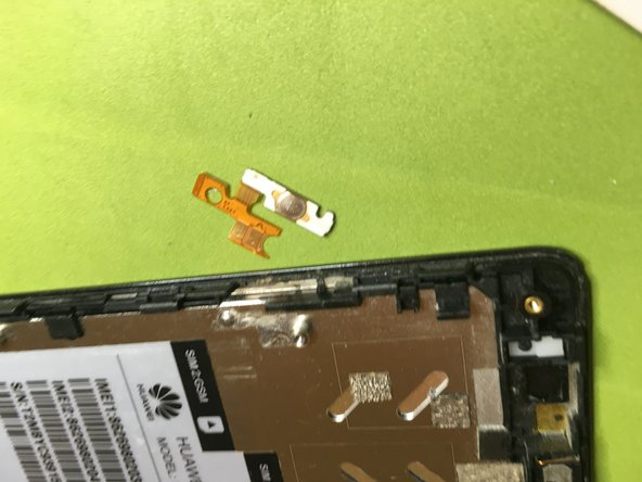 Remove the motherboard from the main body of the phone.