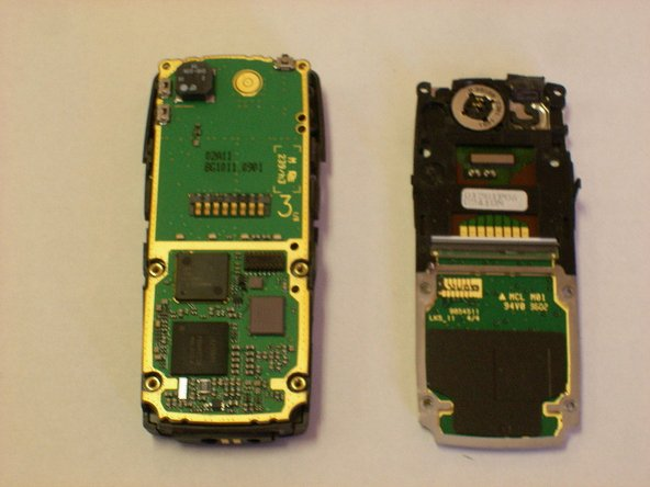 Nokia 8390 Motherboard Replacement
