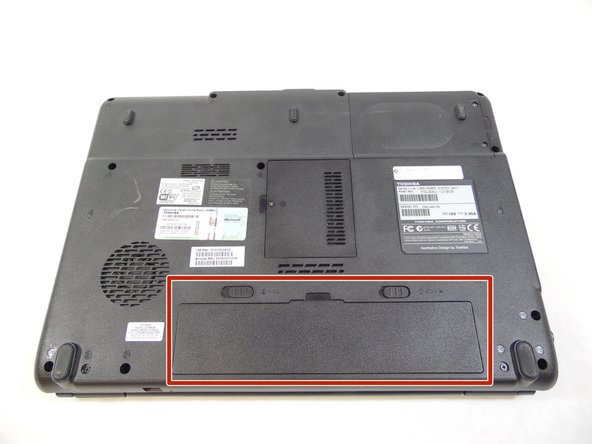 Toshiba Satellite L305-S5955 Battery Replacement