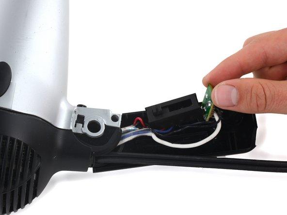 Image 2/3: Remove the circuitboard