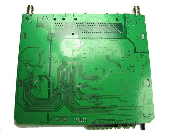 Linksys WRT54GS v2 Antenna Ports Replacement