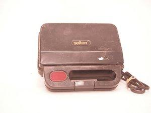 Salton Snack n Sandwich Maker SA-10 Repair