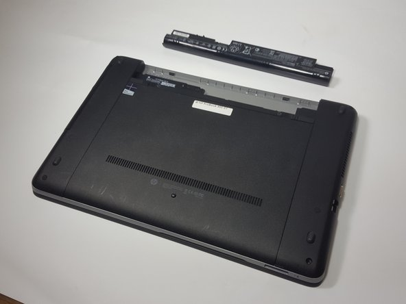 HP ProBook 455 G1 Battery Replacement