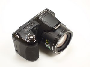 Nikon Coolpix L810 Repair
