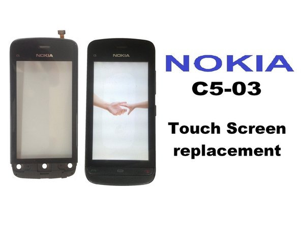 Nokia C5-03 Display and Touch Screen Replacement