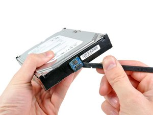 "Installation d'un SSD dans l'iMac Intel 24"" EMC 2111"