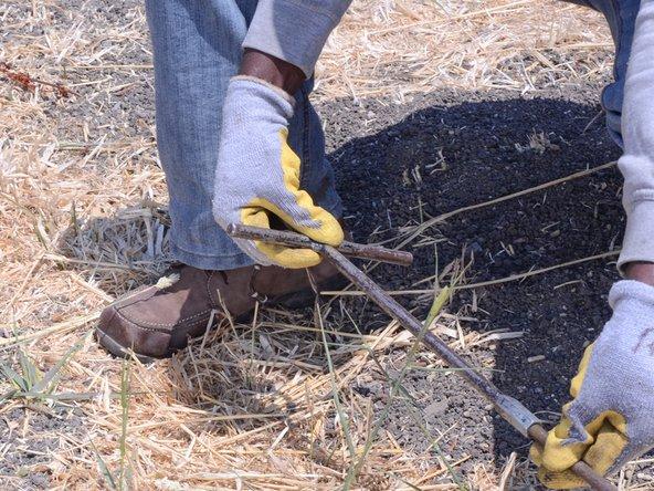 Bvisa mubato wakaita saT kubva mutanda wepombi waganurwa.