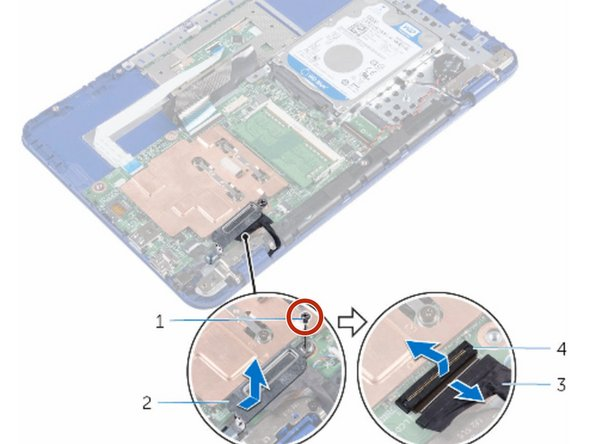 Dell Inspiron 11-3162 Display Assembly Replacement