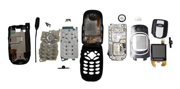 Motorola i710 Troubleshooting - iFixit