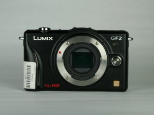 Panasonic Lumix DMC-GF2 Repair