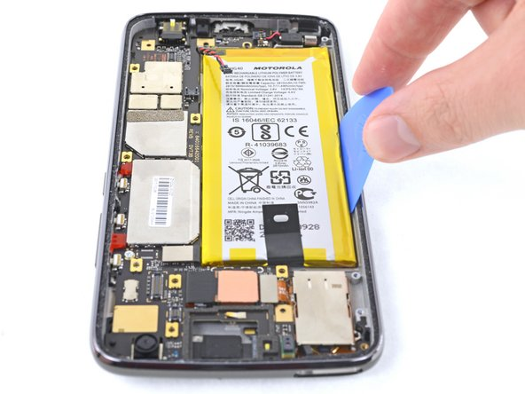 Motorola Moto G5 Plus Motherboard Replacement - iFixit Repair Guide