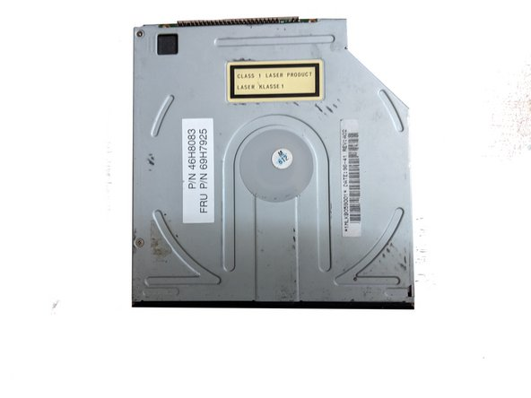 IBM ThinkPad 365XD CD Drive Replacement