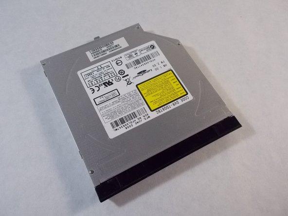 Toshiba Qosmio X305-Q704 Optical Drive Replacement