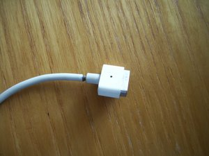 How to repair the MagSafe Magnetic End