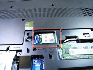 Wireless LAN Card