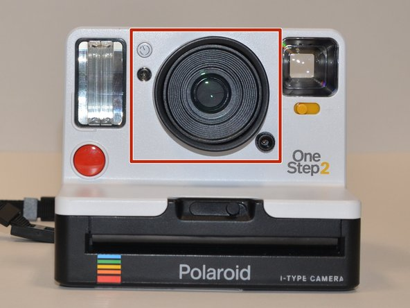 Polaroid OneStep 2 Lens Replacement