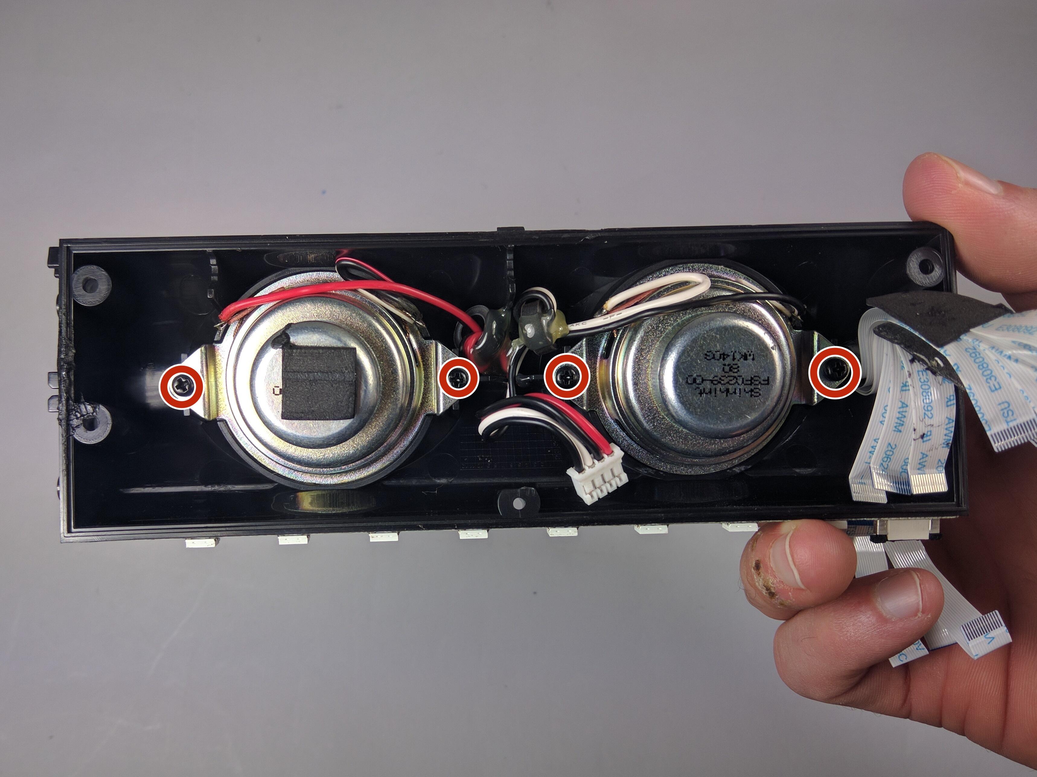 Jbl pulse speakers replacement ifixit repair guide for Housse jbl pulse 3