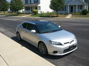 2011-2013 Scion tC