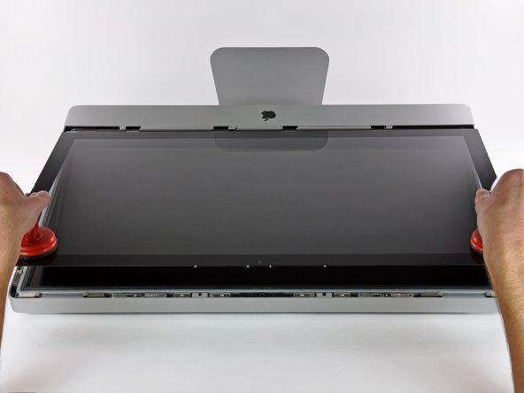"""iMac Intel 27"""" EMC 2429 Glascheibe austauschen"""