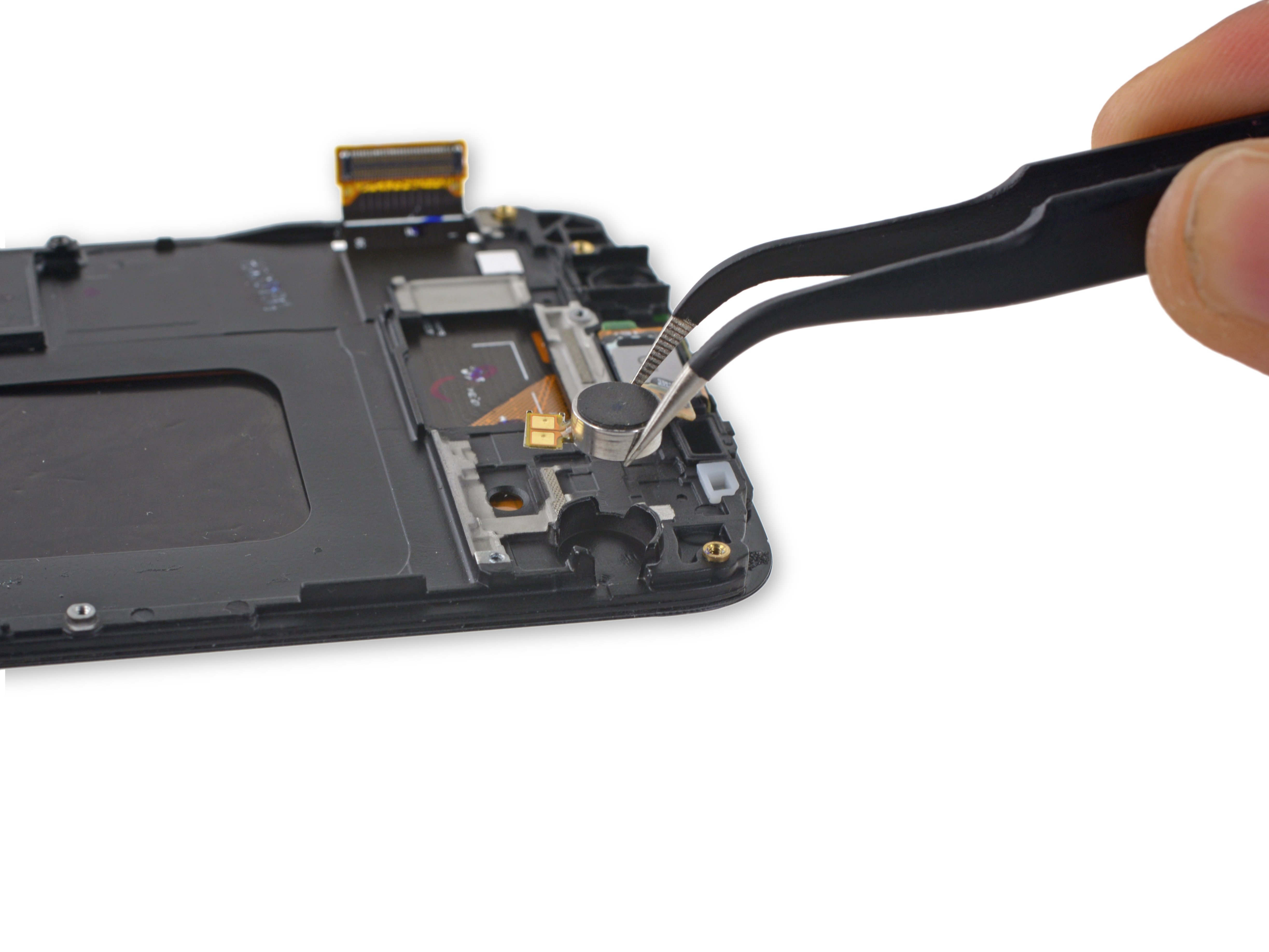 Sostituzione scheda figlia Samsung Galaxy S6 Guida di