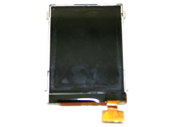 LCD can now be removed easily.