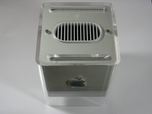 Power Mac G4 Cube 수리
