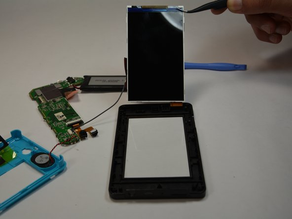 Kurio Touch 4S Screen Replacement