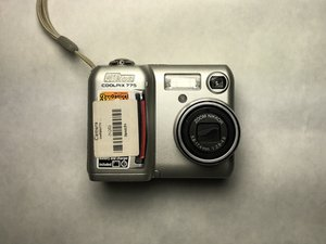 Nikon Coolpix 775 Repair