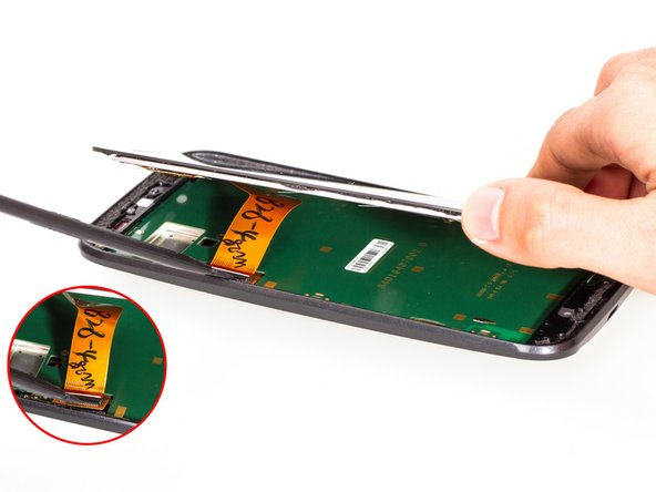 Image 2/3: Remove LCD screen.