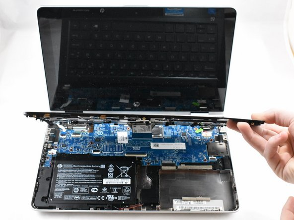 HP Pavilion x360 11m-ad013dx Keyboard Replacement
