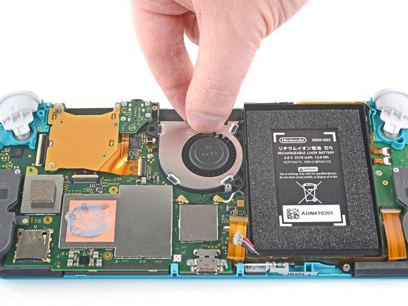 Nintendo Switch Lite Fan Replacement