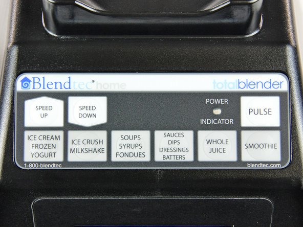"Image 1/3: Fully digital controls, along with an LCD display. None of that ""push-button"" stuff found on $30 blenders."