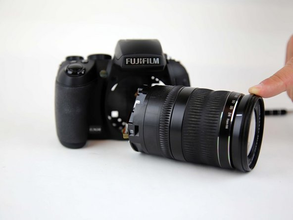 Fujifilm FinePix HS30EXR Lens Replacement
