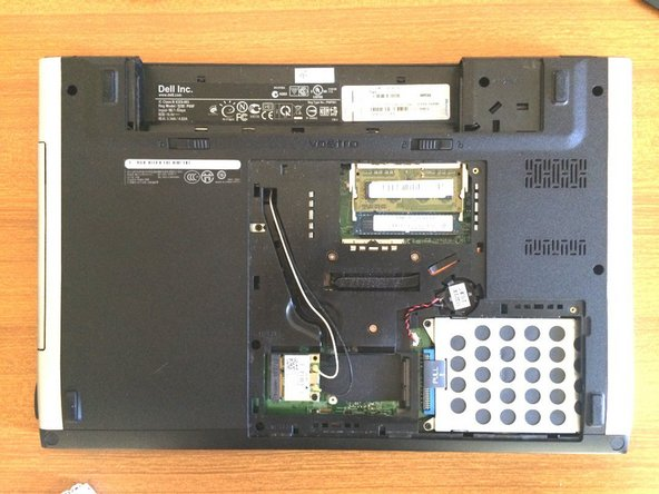 Dell Vostro 3500 CD/DVD drive Replacement